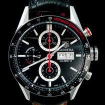 TAG Heuer Carrera Calibre 16 Chrono Monaco Grand Prix Limited...