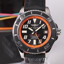 Breitling Superocean 42 Chronometre  Orange