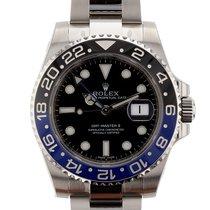 Ρολεξ (Rolex) GMT Master II 40mm Stainless Steel 116710 Mens...