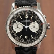Ollech & Wajs Aviation Chronograph NEW OLD STOCK