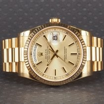 Rolex Day-Date 118238 New Old Stock