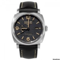 Panerai Radiomir 1940 3 Days Automatic Steel 45mm Black Arabic numerals