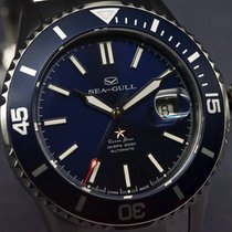 Sea-Gull Steel 44mm Automatic new