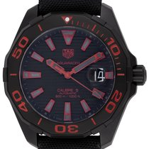 TAG Heuer Aquaracer 300M Titanium 44mm Black United States of America, Texas, Austin