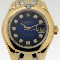 Rolex Pearlmaster Gelbgold 26mm Blau Deutschland, Stuttgart