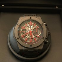 Hublot Big Bang Unico All Black Red