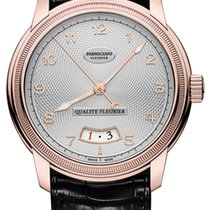 Parmigiani Fleurier Toric Rose gold 40.8mm Silver United States of America, New York, Airmont