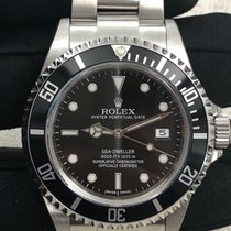 Rolex Sea-Dweller card NOS
