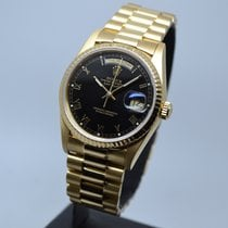"Rolex Day Date President ""L"" Double Quickset 2 YEAR ROLEX..."