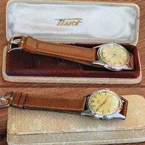 Tissot Seastar D'epoca Anni '50 Automatico Acciaio Con...