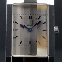 Alfred Dunhill Steel 24mm Manual winding pre-owned