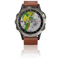 Garmin Chronometer 47mm Quartz new Black