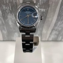 Rolex Oyster Perpetual Lady Date occasion 26mm Acier
