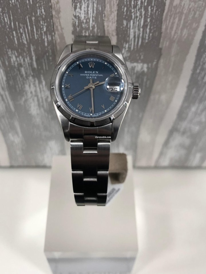 e1b3ade492dfd Montres Rolex Oyster Perpetual Lady Date d occasion
