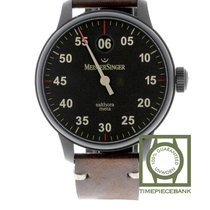 Meistersinger Steel 43mm Automatic SAM902BL new