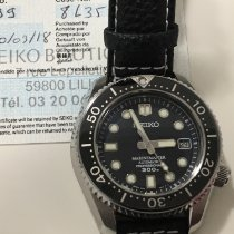 Seiko SBDX017 Steel 2018 Marinemaster 44mm pre-owned