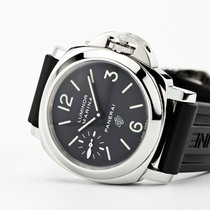 Panerai 44mm Manual winding 2013 pre-owned Luminor Marina Black