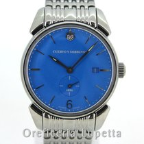 Cuervo y Sobrinos pre-owned Automatic 40mm