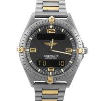 Breitling Aerospace Titanium 40mm Black Arabic numerals United States of America, New York, Massapequa Park