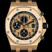 Audemars Piguet Royal Oak Offshore Chronograph new Automatic Chronograph Watch with original box 26470OR.OO.A002CR.01