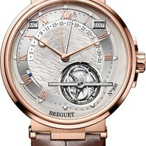 Breguet Rose gold 43.8mm Automatic 5887BR/12/9WV new