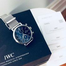 IWC Steel 42mm Automatic IW391008 pre-owned New Zealand, auckland