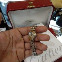 Cartier Acero y oro 24mm Cuarzo 166920 usados España, cadiz