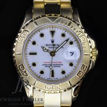 Rolex 69628 Yellow gold 2002 Yacht-Master 29mm pre-owned
