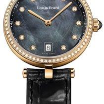 Louis Erard Romance Gold/Steel 33mm