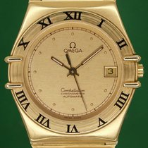 Omega Constellation Κίτρινο χρυσό 34mm Χρυσό Ελλάδα, Athens