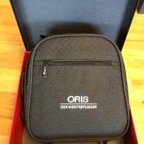 Oris BC4 Zeljezo 44mm Crn Arapski brojevi