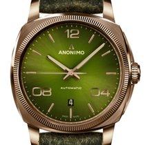 Anonimo Bronze 42mm Automatic AM-4000.04.466.F66 new