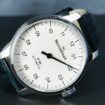 Meistersinger Steel 43mm Automatic 903 pre-owned