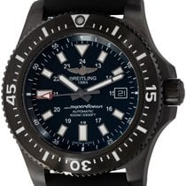 Breitling Superocean 44 Steel 44mm Black United States of America, Texas, Austin