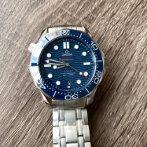 Omega Seamaster Diver 300 M Steel 42mm Blue No numerals United States of America, California, Sunnyvale