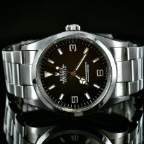 Rolex Explorer Steel 36mm Black Arabic numerals United States of America, Michigan, Southfield