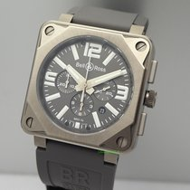 Bell & Ross BR 01-94 Chronographe Titan 46mm Deutschland, Pfungstadt