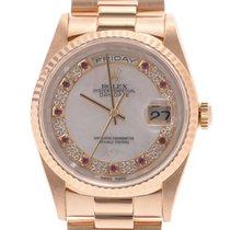 Rolex Day-Date 36 Gult guld