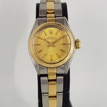 Rolex Oyster Perpetual 26 6719 Good Gold/Steel 26mm Automatic