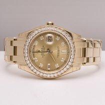 Rolex Day-Date Masterpiece Diamonds NOS