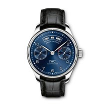 IWC Men's IW503502 Portugeiser Midnight Watch
