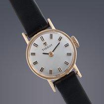 Tissot 18ct gold manual watch