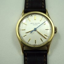 Patek Philippe Calatrava pre-owned 31mm Yellow gold