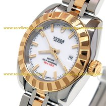 Tudor CLASSIC DATE Stainless Steel Gold Automatic Date...