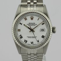 Rolex 16030 R505XXX Acero 1987 Datejust 36mm usados España, Barcelona
