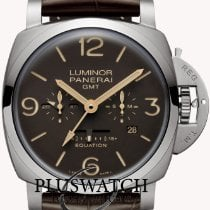 Panerai Luminor 1950 Equation of Time 8 Days GMT  Titanio 47mm...