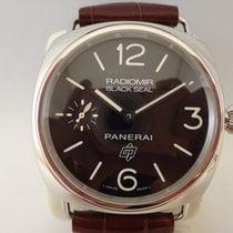 Panerai Radiomir Black Seal Logo PAM380 / 45mm (99,99% New)