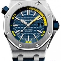 Audemars Piguet Royal Oak Offshore Diver Steel - 15710ST.OO.A0...