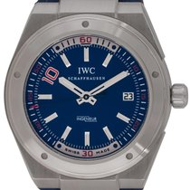 IWC Ingenieur Automatic pre-owned 44mm Steel