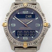 Breitling Aerospace Titanium 40mm Arabic numerals